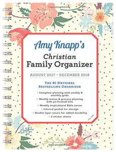 Christian Family Organizer