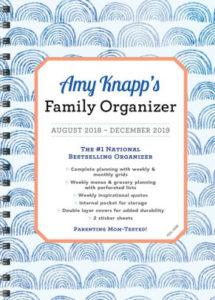 Amy Knapps Family Organizer