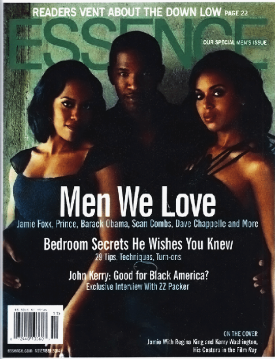 Cover of Essence Men We Love cover.